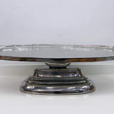 Large Silver Platter - Wedding Hire Wanaka - Major & Minor