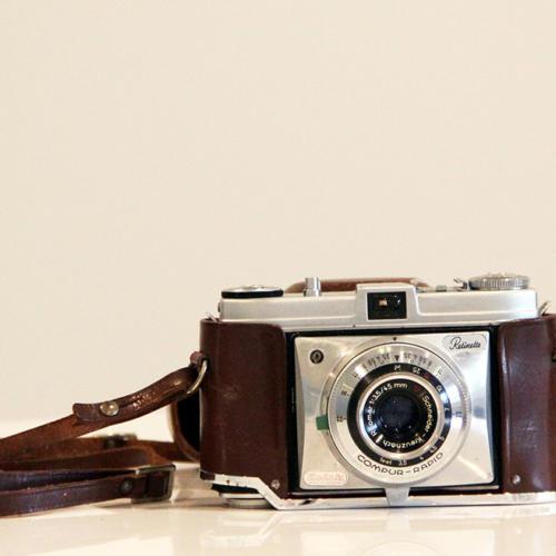 Vintage Camera Hire Wanaka - Major & Minor