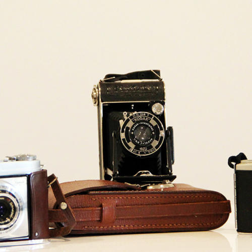 Vintage Camera Hire Wanaka - Major & Minor