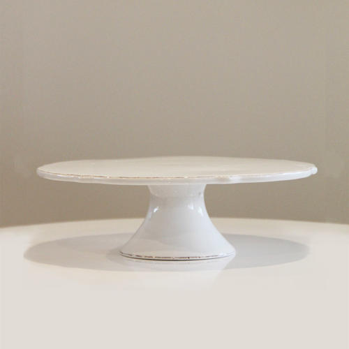 White Vienna Cake Stand - Wedding Hire Wanaka - Major & Minor