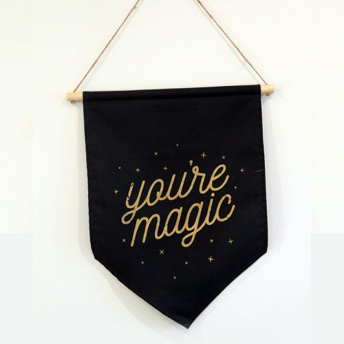 'You're Magic' Banner - Party Hire Wanaka - Major & Minor