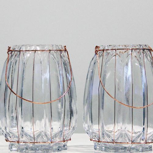 Copper lantern Hire Wanaka - Major & Minor