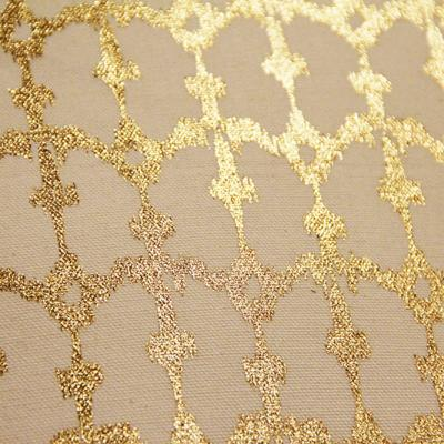 white and gold foil Cushion - Wedding Hire