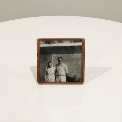 Pressed Copper Frames - Wedding Hire Wanaka - Major & Minor