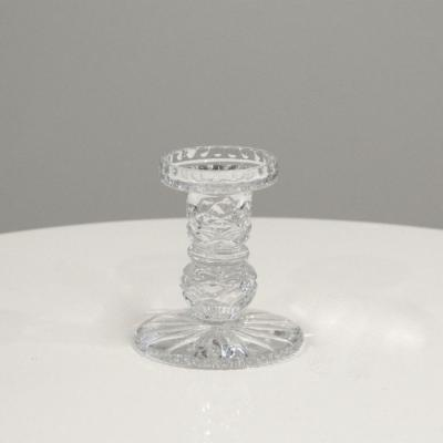 Crystal Candlesticks 5 - Major and Minor - Wedding and Party Hire