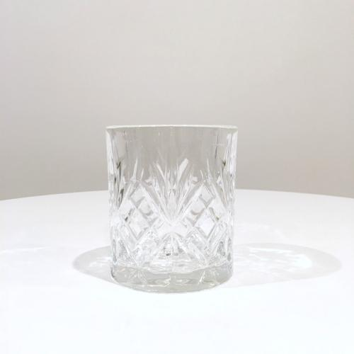 Crystal Glass Lowball - Glassware - Wanaka Party Hire - Wanaka Weddings - Major and Minor