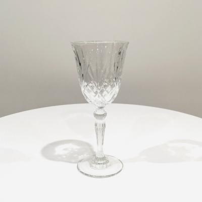 Crystal Wine Glass - Wanaka Wedding Hire - Wanaka Party Hire - Major and Minor