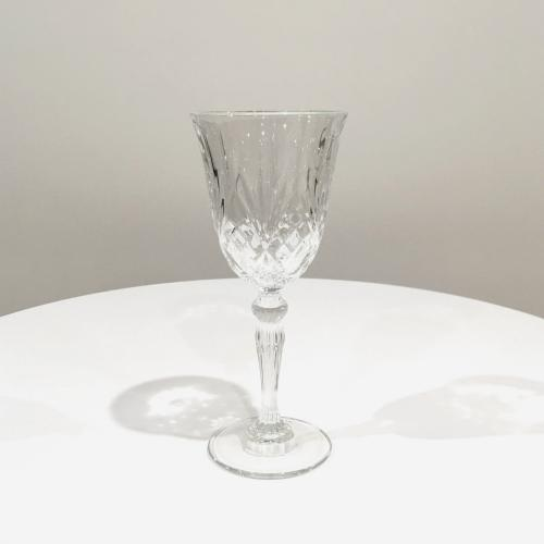 Crystal Wine Glass - Wanaka Wedding Hire - Wanaka Party Hire - Major and Minor