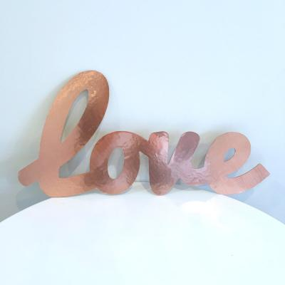 Love Sign - Major and Minor Hire - Wanaka Wedding Planning - Wedding and Event Hire