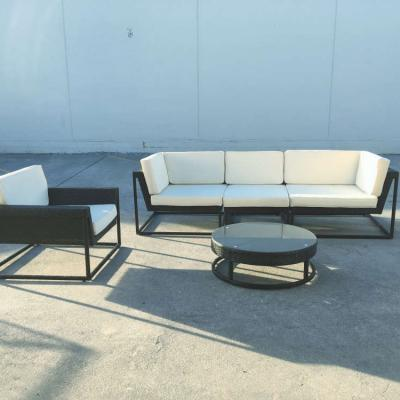 Sofa set with coffee Table - Major and Minor - Wedding and Party Hire Wanaka
