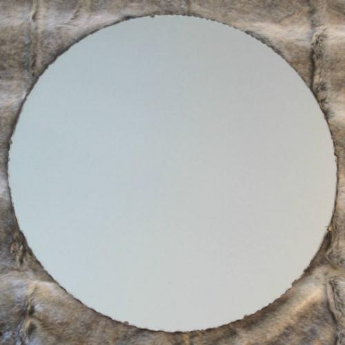 Retro Round Mirror - Major and Minor - Wedding and Party Hire Wanaka