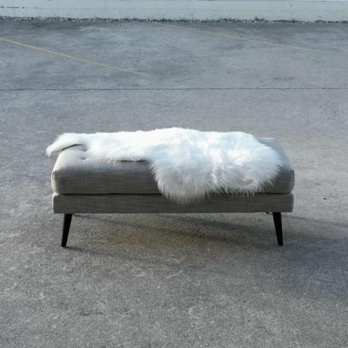 Sheepskin Rug - Faux Fur - Major and Minor - Wedding and Party Hire