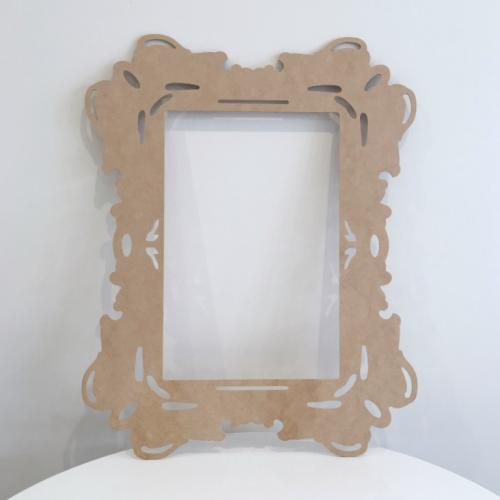 Wooden Frame Rectangle - Major and Minor Wanaka and Queenstown - Wedding Event Hire