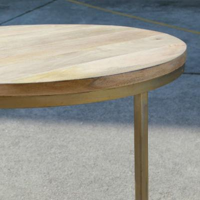 Wooden Top Table - Closeup - Major and Minor - Wedding and Party Hire Wanaka