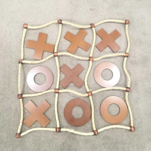 Noughts and Crosses - Wedding Games - Wedding Hire Wanaka - Major and Minor