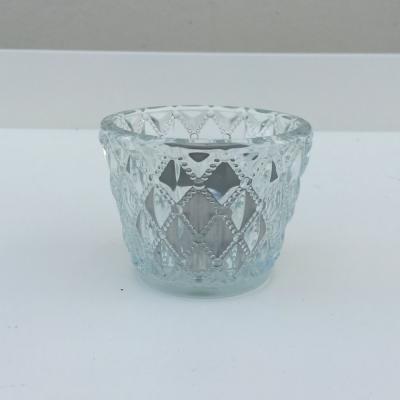 Cut Glass Tealight - Diamond - Major and Minor - Wedding Hire - Wanaka Hire - Events and Weddings