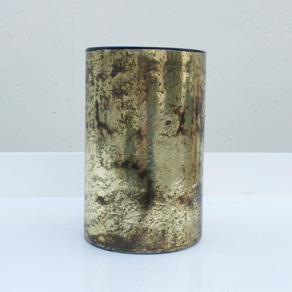 Gold Foil Vase - Major and Minor - Wedding Hire - Wanaka Hire - Events and Weddings