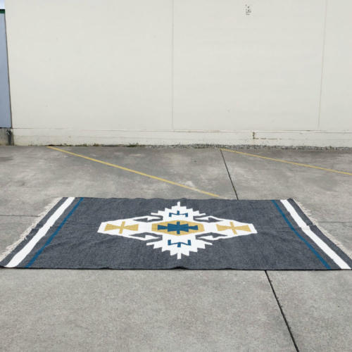 Aztec Rug - Wanaka Wedding Hire - Wanaka Party Hire - Wanaka Event Hire - Major and Minor Hire