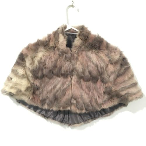 Brown Fur Shawl _ Wanaka Weddings and Events _ Major and Minor Hire