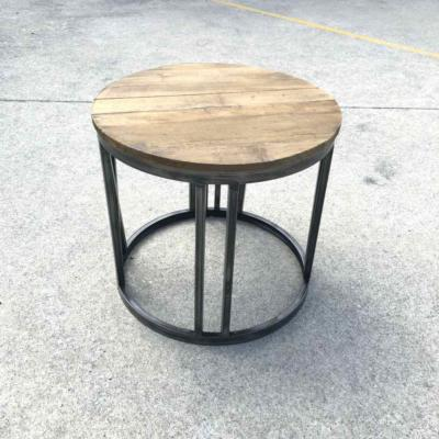 Rustic Side Table | Wanaka Weddings and Events | Major and Minor Hire