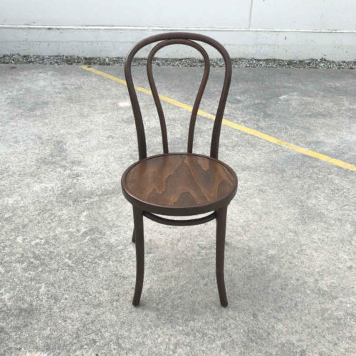 Bentwood Chair - Walnut - Major and Minor - Wedding and Event Hire - Wanaka Hire - Queenstown Hire