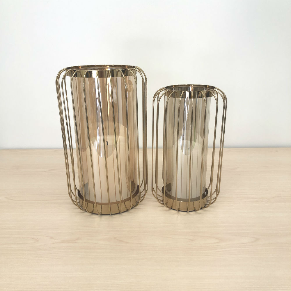 Gold Lantern - Both Sizes - Major and Minor - Wedding and Event Hire - Wanaka Hire Queenstown Hire