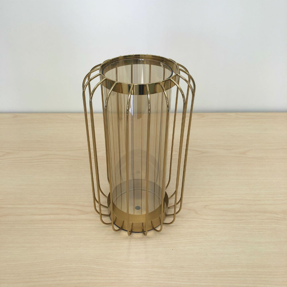 Gold Lantern Large - Major and Minor - Wedding and Event Hire - Wanaka Hire - Queenstown Hire