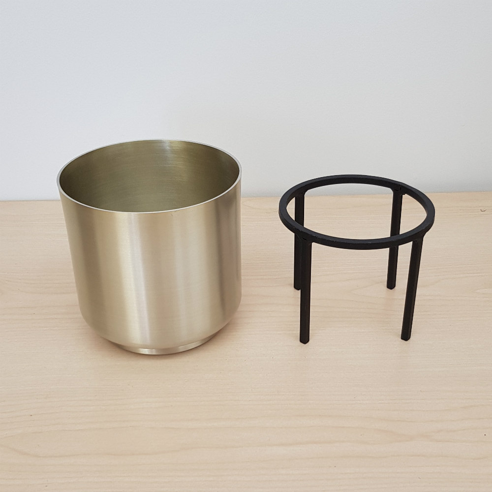 Gold Pot - Major and Minor - Wedding and Event Hire - Wanaka Hire - Queenstown Hire