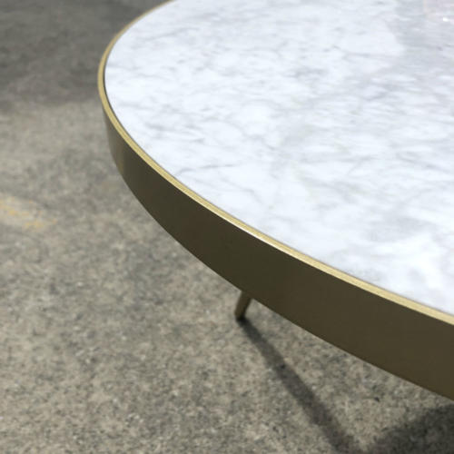 Martha Coffee Table - Side - Wanaka Wedding Hire - Queenstown Wedding Hire - Event Furniture
