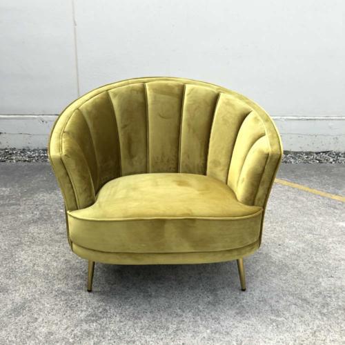 Meila Velvet Chair - Wanaka Wedding Hire - Wanaka Wedding and Events - Queenstown Furniture