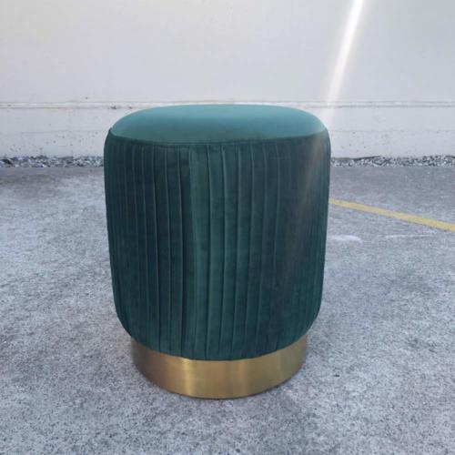 Ritz Ottoman Emerald - Wanaka Wedding Hire - Queenstown Wedding Hire - Event Furniture