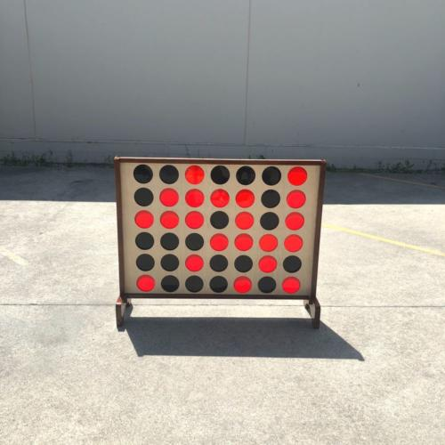 Mega Connect Four | Game | Wedding and Event Hire | Wanaka and Queenstown Hire