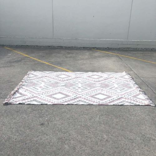 Pink Aztec Rug | Wedding and Event Hire | Wanaka and Queenstown Hire