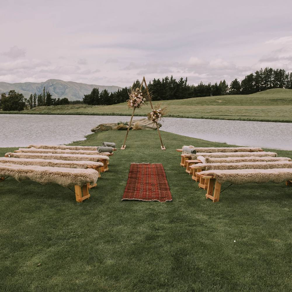 Aisle Runner example _ Wedding Hire Wanaka _ Queenstown Event Hire _ Major and Minor