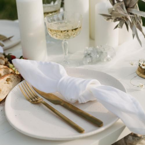 Gold Cutlery _ Styled _ Wanaka Wedding Hire _ Queenstown Wedding Hire _ Major and Minor