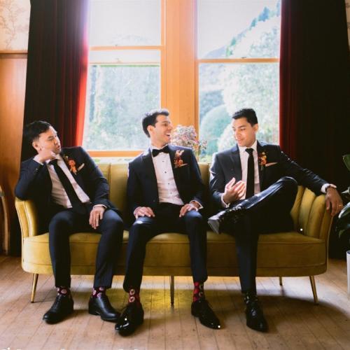 Hudson Velvet Couch _ Example _ Wanaka Wedding Hire _ Major and Minor Hire