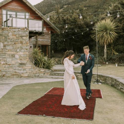 Persian Rug _ Dance Floor _ Wanaka Wedding Hire _ Queenstown Wedding Hire _ Major and Minor